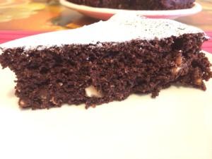 Torta cacao e cocco light San Valentino