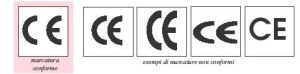 Marchio CE e contraffatti