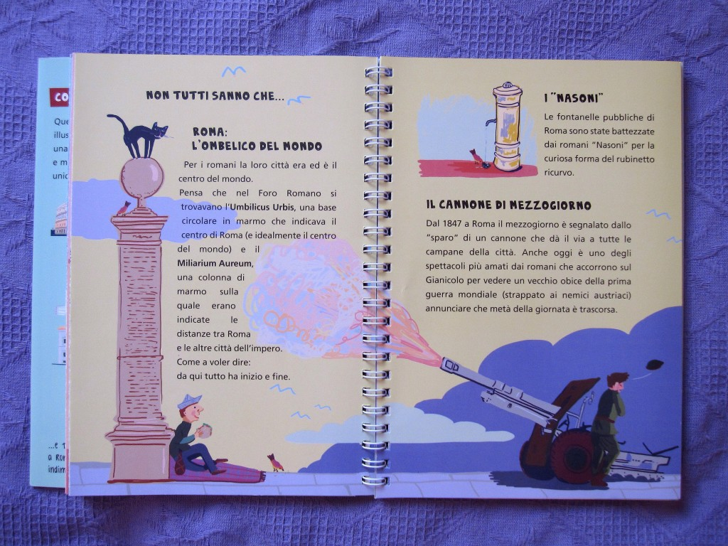 Guida di roma per bambini mammachegioia for Tradizioni di roma