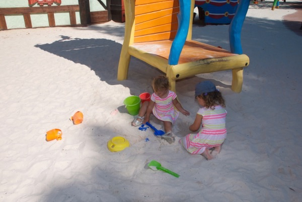 Gardaland bambini 0-4 anni