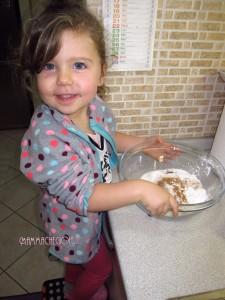 Merenda bambini: muffin cacao e yogurt