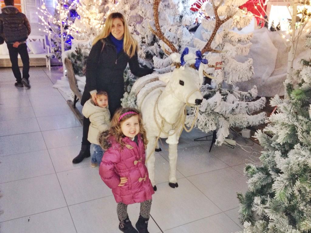 Atmosfera natalizia