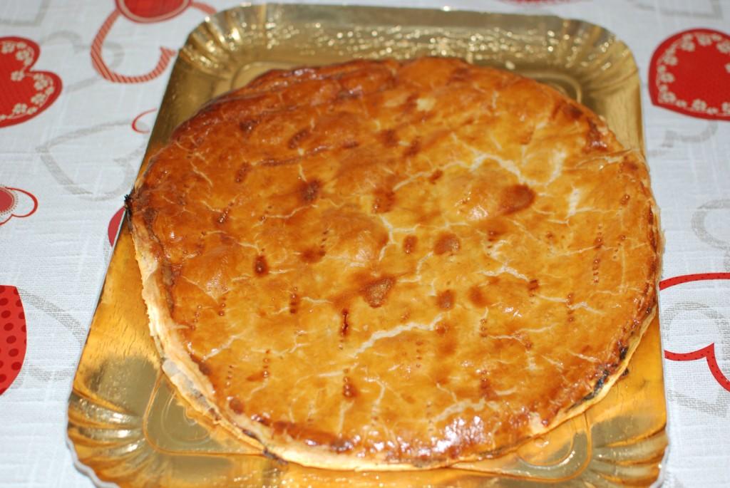 Idee per Pasquetta: torta rustica ricotta e spinaci