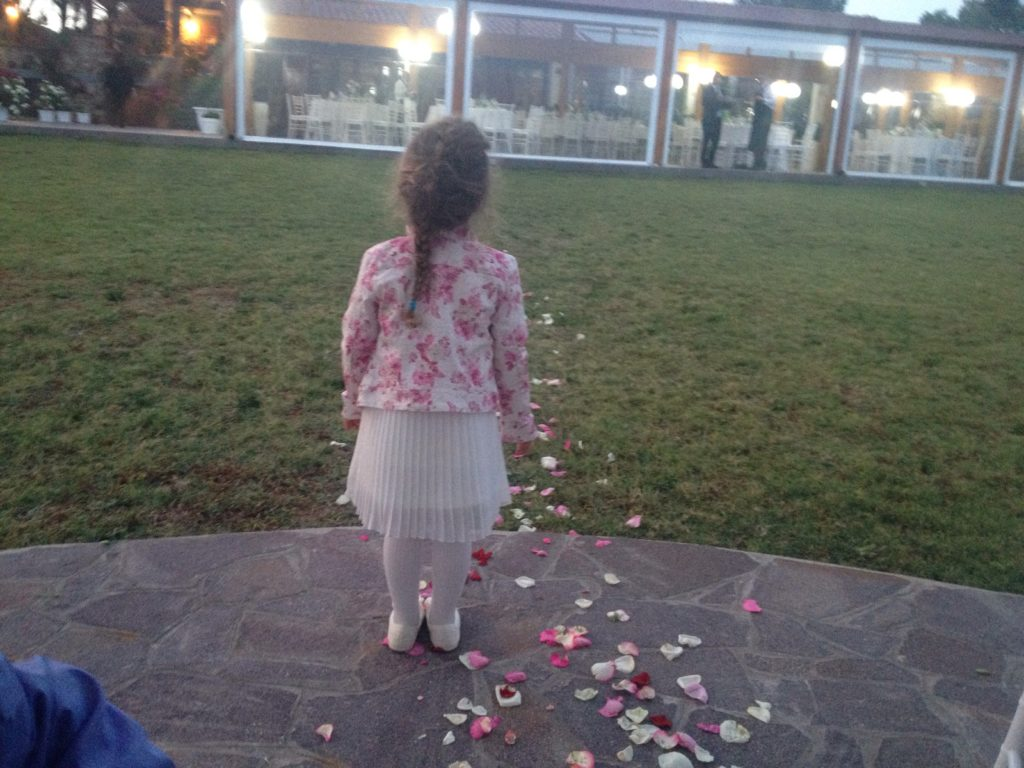 abbigliamento cerimonia bambina Mayoral