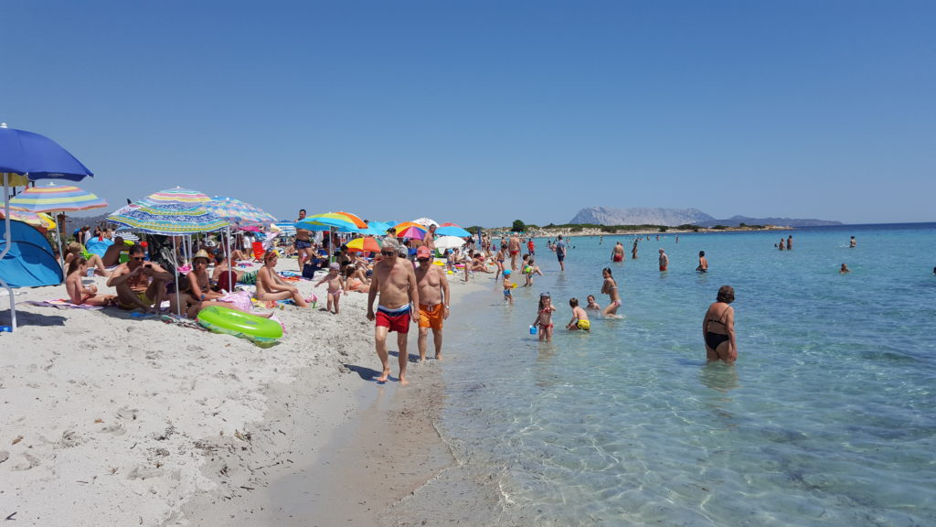 Sardegna con bambii: la costa di San Teodoro e Budoni