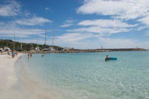 Sardegna con bambini: la costa di San Teodoro e Budoni