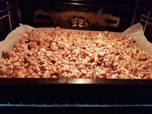 granola-forno