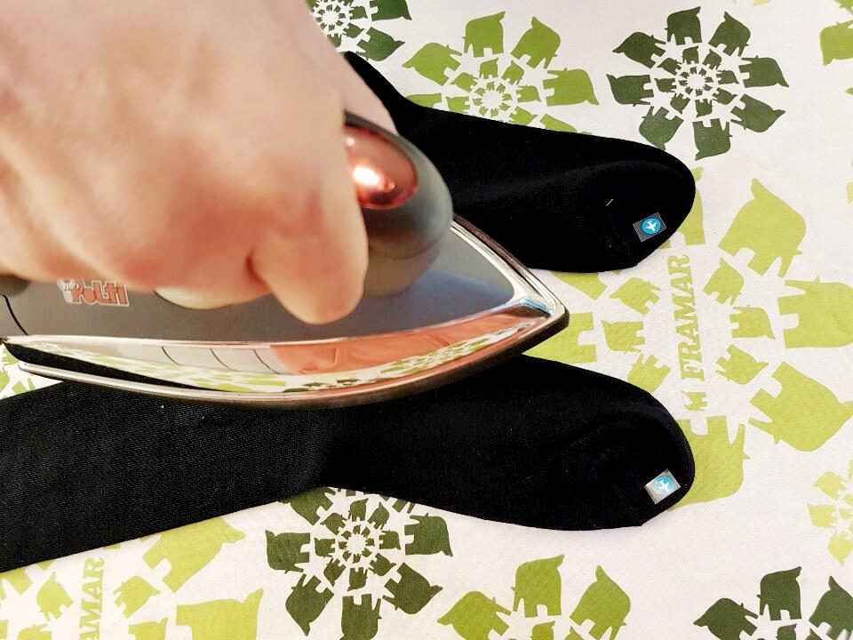 Come accoppiare velocemente i calzini