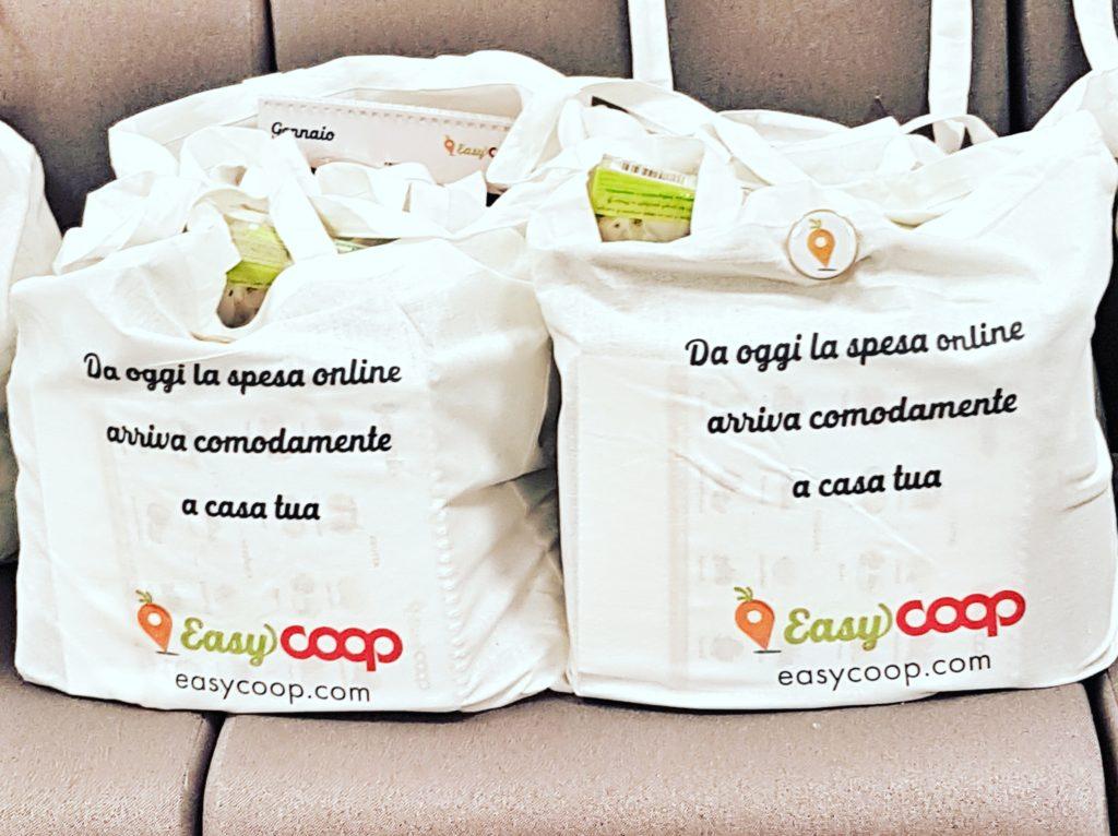 Easycoop la spesa comodamente da casa