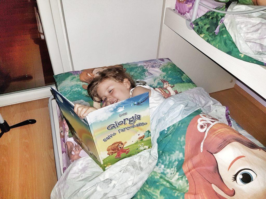 La paura di addormentarsi nei bambini