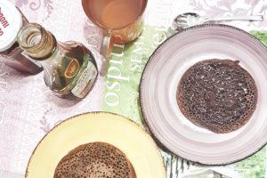 pancake light al cacao