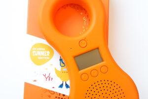 Ocarina il lettore musicale per bambini